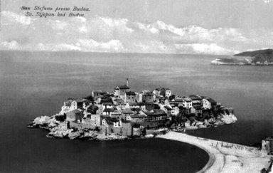 Sveti Stefan 1923